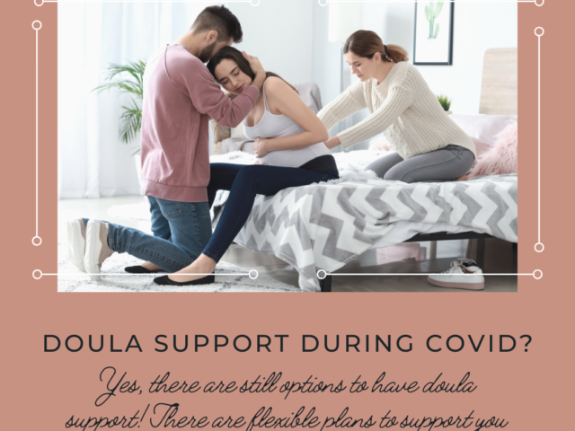 doula support during covid